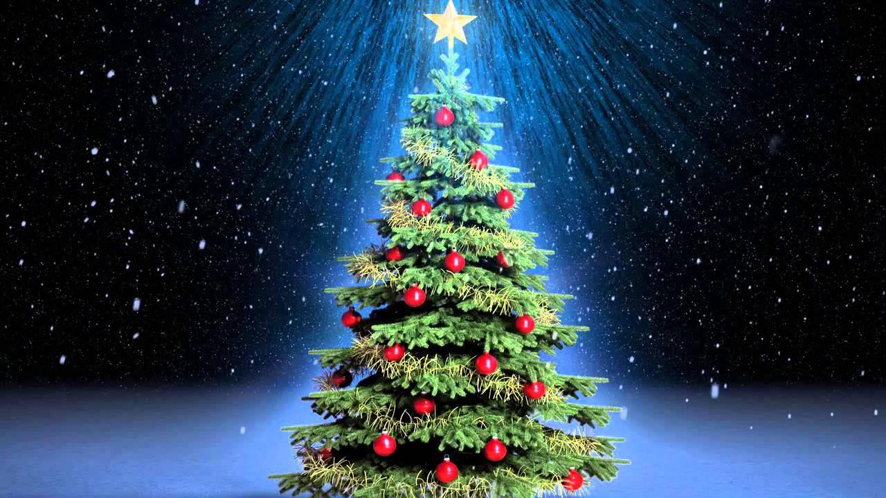 Feliz navidad - Arbol tipico de navidad ...